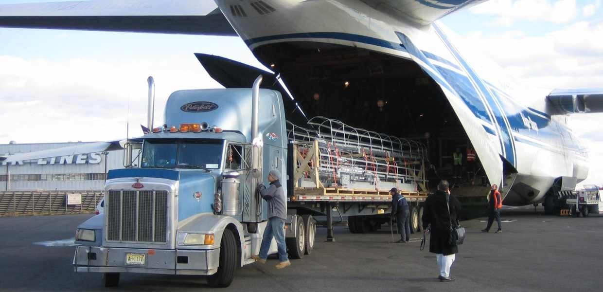 International Air Freight The rate for international air freight is based on...
